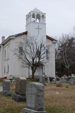Cold Point Baptist Church Cemetery