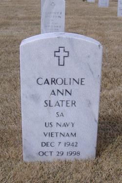 Caroline Ann Slater