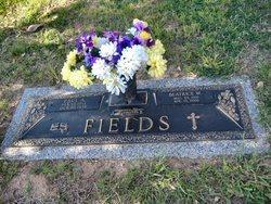 Beatrice <I>Welch</I> Fields