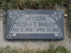 Elisha Edward Bailey