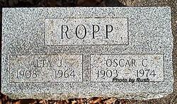 Oscar C Ropp