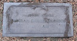 Deborah <I>White</I> Braasch