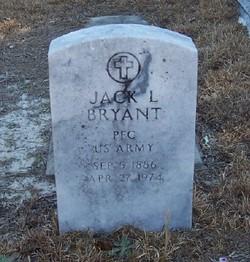 PFC Jack L Bryant