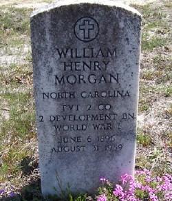 Pvt William Henry Morgan