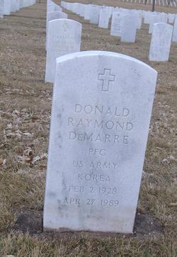 Donald Raymond Demarre