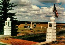 Condon Masonic Cemetery