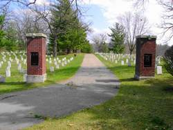 Iowa Veterans Home Cemetery