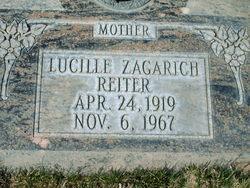 Lucille Margaret <I>Gygi</I> Reiter