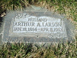 Arthur Andrew Larson