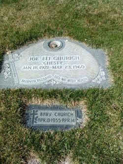 Joe Eli Churich
