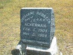 Catharine Rebecca Ackerman