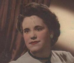 "Dorothy Mae ""Tootie"" <I>Warner</I> DeShano"