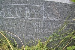 William Reed Ruby