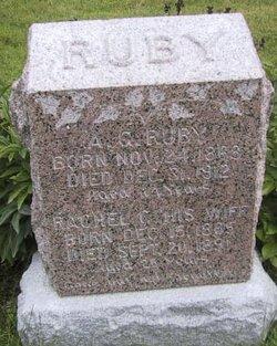 Alfred G. Ruby