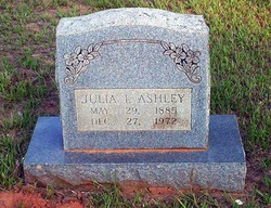 Julia Isabel <I>Camp</I> Ashley
