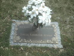 Teresa Ann <I>Knowlton</I> Rennix