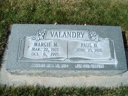 Margie Marie <I>Kikel</I> Valandry