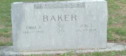 Emma D. <I>Bell</I> Baker