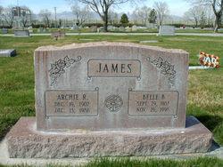 Archie Robert James