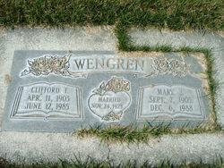 Clifford F Wengren