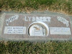 Rex Bennion Lybbert