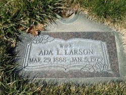 Ada <I>Losser</I> Larson