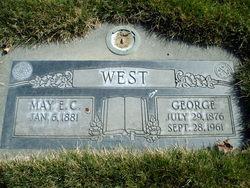 May E <I>Anderson</I> West
