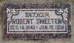 Robert Sweeten