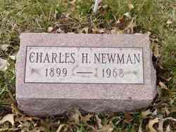 Charles Harold Newman