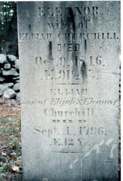 Eleanor <I>Nooney</I> Churchill
