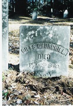 Giles Churchill