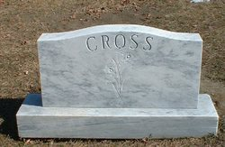 Clarence Roy Cross