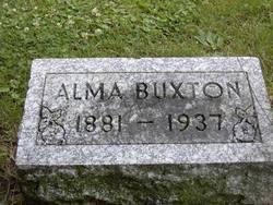 Alma <I>Mehl</I> Buxton
