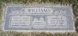Mary Estelle <I>Hughes</I> Williams