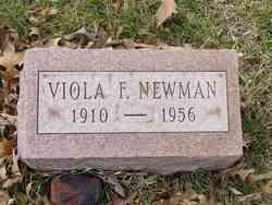 Viola F. Newman
