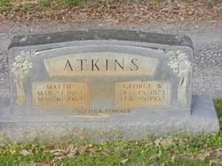 George W. Atkins