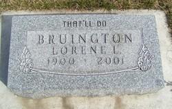 Lorene L. <I>Herod</I> Bruington