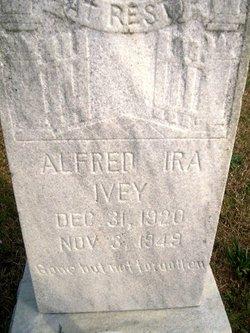 "Alfred Ira ""Shot"" Ivey"