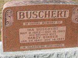Nancy <I>Binder</I> Buschert