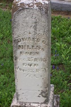 Edward C Mills