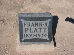 Frank K Platt