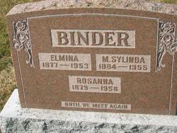 Mary Sylinda Binder