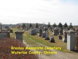 Breslau Mennonite Cemetery
