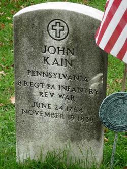 John Kain