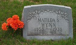 Matilda S Wynn