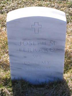 Joseph M Ferraro