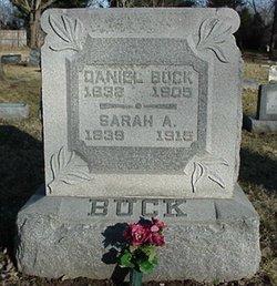 Sarah Abigail <I>Ely</I> Buck