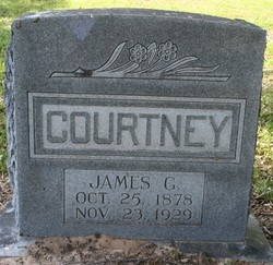 James Greene Courtney