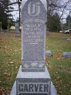 John Jacob Wolf