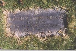 Franklin J. HerrNeckar